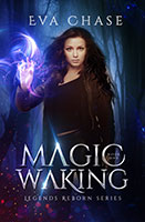 Magic Waking cover