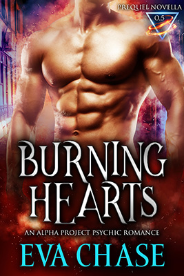 Burning Hearts cover