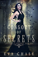Consort of Secrets cover