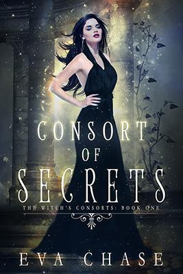 Consort of Secrets cover