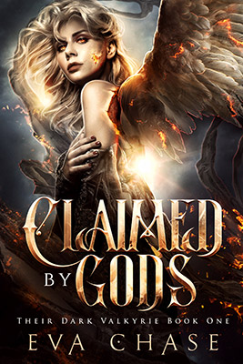 Claimed by Gods cover