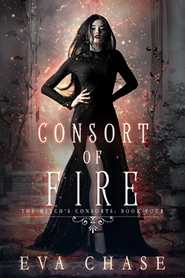 Consort of Fire cover