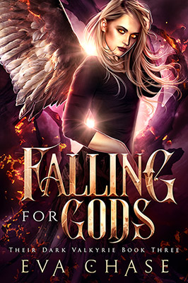 Falling for Gods cover