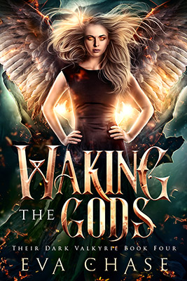 Waking the Gods cover