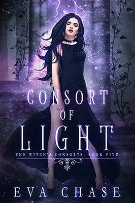 Consort of Light cover