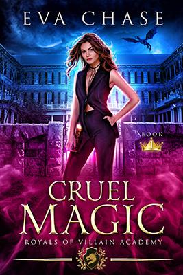 Cruel Magic cover