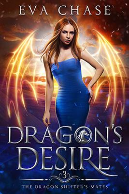 Dragon's Desire cover