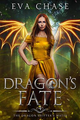 Dragon's Fate cover