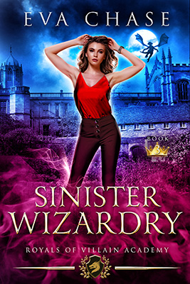 SinisterWizardry cover