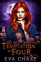 The Temptation of Four cover