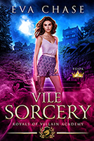 Vile Sorcery cover