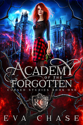 Academy of the Forgotten cover