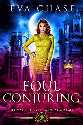 Foul Conjuring cover