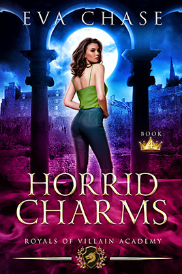Horrid Charms cover
