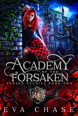 Academy of the Forsaken cover