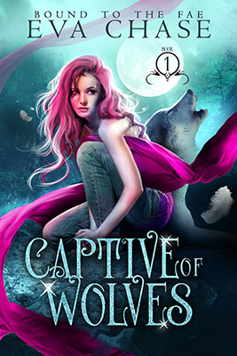 Captive of Wolves cover