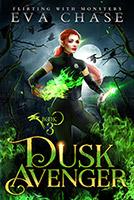 Dusk Avenger cover